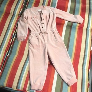 Brand new with tags Gymboree pink jumpsuit